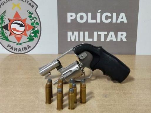 Armas são apreendidas em 3 cidades do Cariri