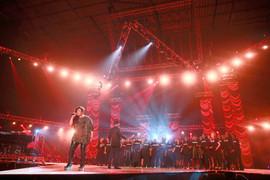 Lurine Cato & B Positive Choir