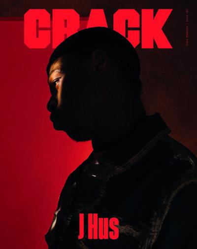 J Hus x Crack Magazine