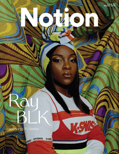 Ray Blk x Notion