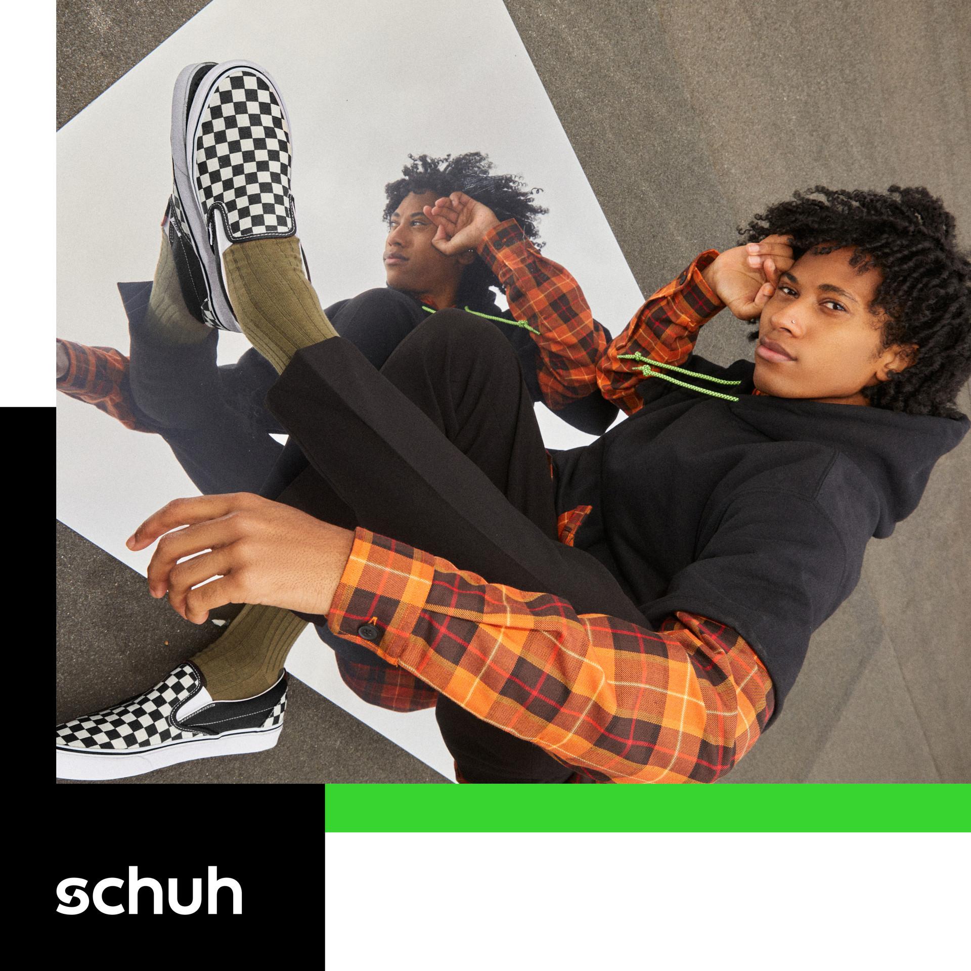 Schuh Do You x Reiss