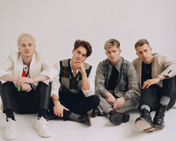 The Vamps x Notion