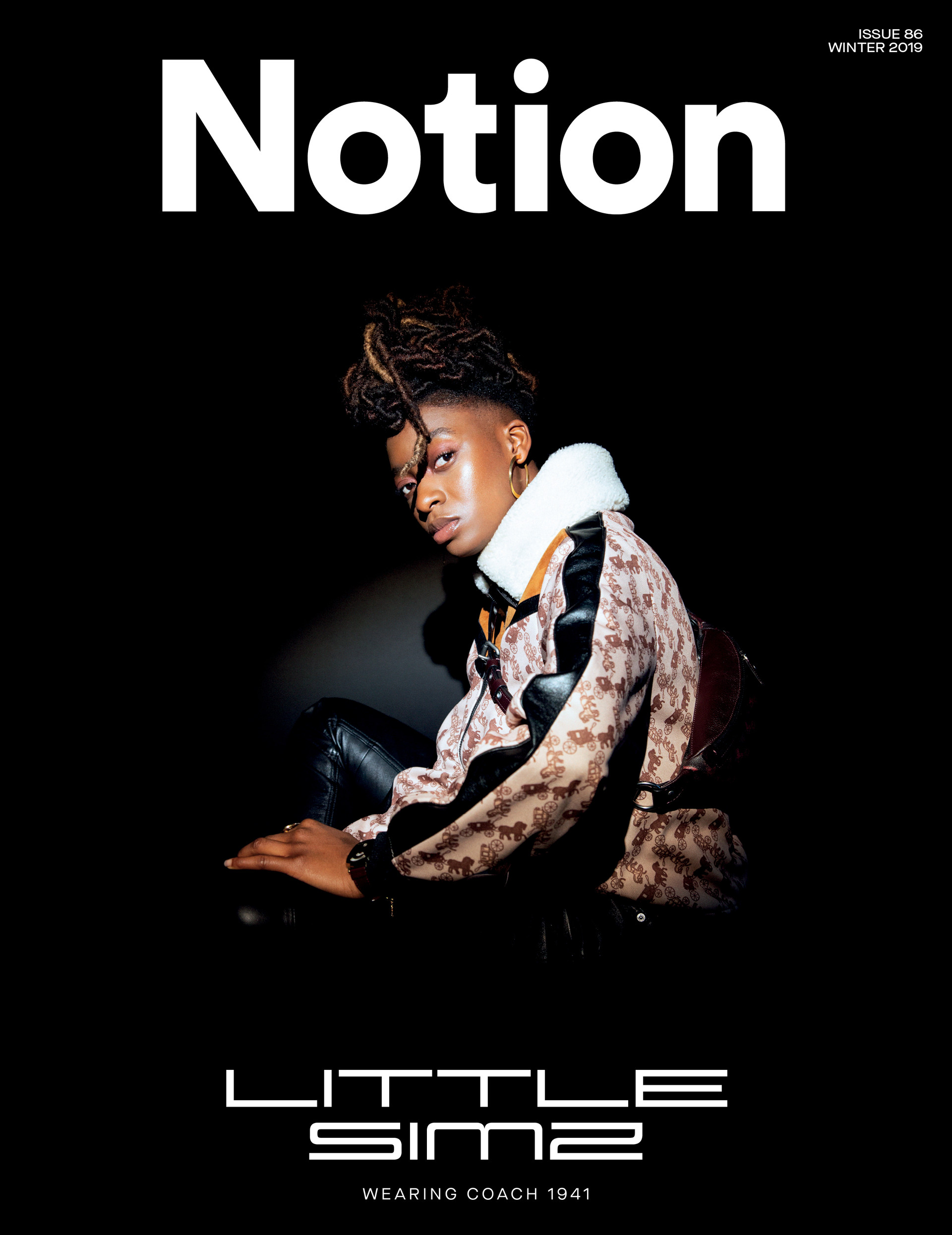Little Simz x Notion