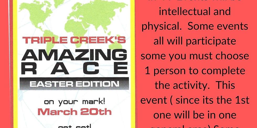 TC Amazing Race