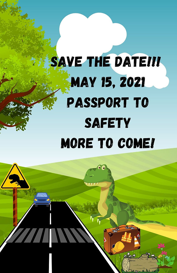 SAVE THE DATE!!! MAY 15, 2021 PASSPORT T
