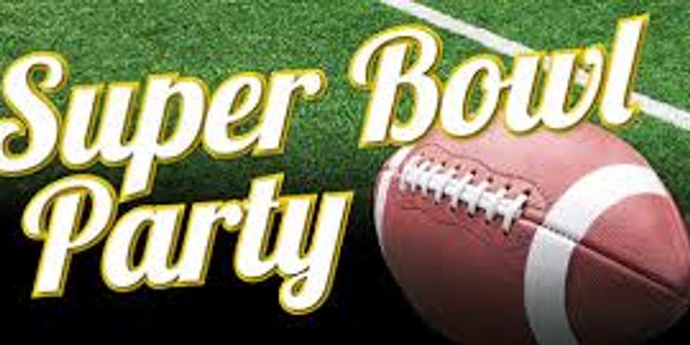 Triple Creek 1st Superbowl Party