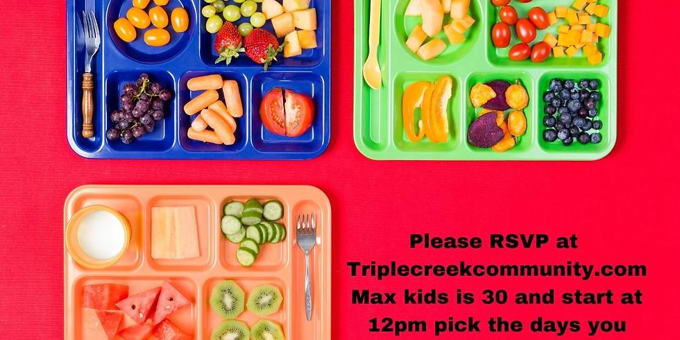 Tc Kids Lunch