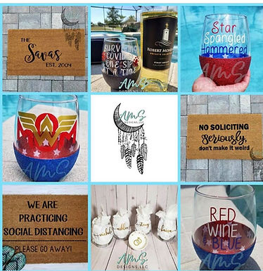 Home decor & personalized gifts