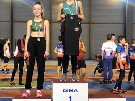 Des championnats de l'Aisne Indoor Jeunes réussis