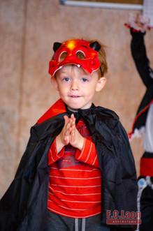 Entraînement Halloween Babies © Guillaume Debordeaux