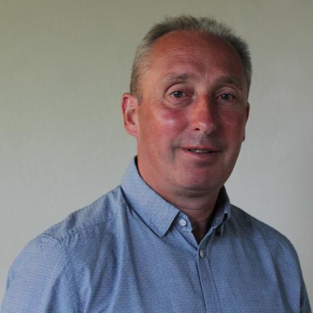 Frédéric Cornette, nouveau Président du club