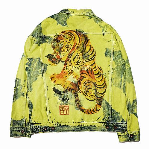 鬼虎 - 妖 - DENIM JACKET