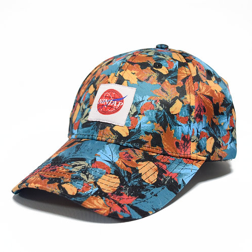 AUTUMN LEAVES 6PANEL CAP