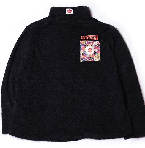 Boa turtleneck sweater