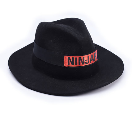 NINJAP Long Brim Hat