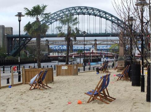 The Quayside Seaside