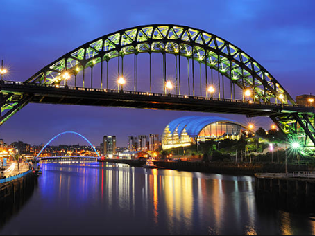 Why I Love the Bridges of Newcastle-upon-Tyne