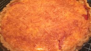 Birthday Tomato Pie