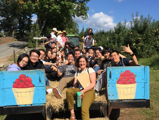Apple Picking at Berlin Orchards