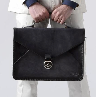 Stanco Italian Leather Bag