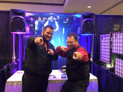 DJ Dave Woll at Double Tree Mundelei