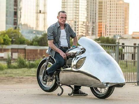 Moto Guzzi Dustbin Craig Rodsmith