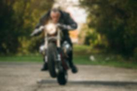 Rodsmith Moto Guzzi V9