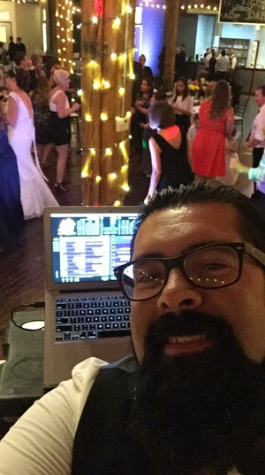 Selfie Time with Andre the DJ