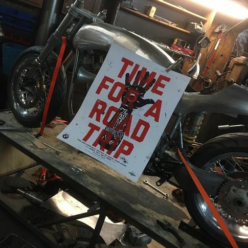 Harley Davidson Ducati Craig Rodsmith