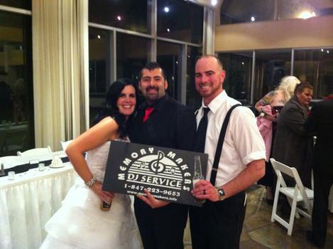 Illinois Beach Wedding DJ