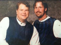 David Woll and Scott Johnson