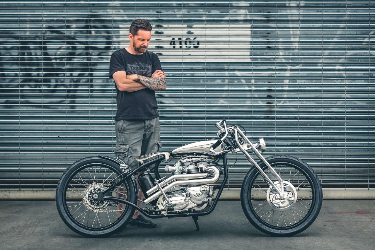 Origin8tor Motorcycle Podcast Custom Bik