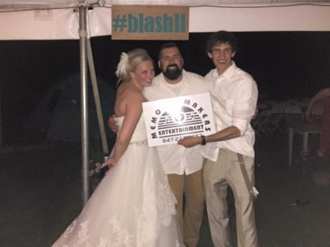 Beach Themed Wedding DJ