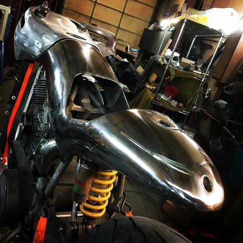 Harley Davidson Ducati Rodsmith Custom
