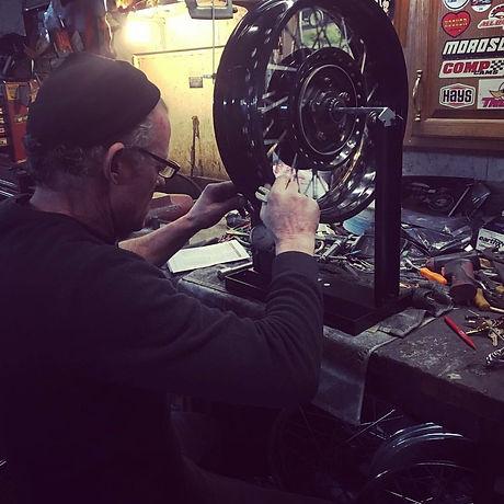 Metal Fabricator, Craig Rodsmith
