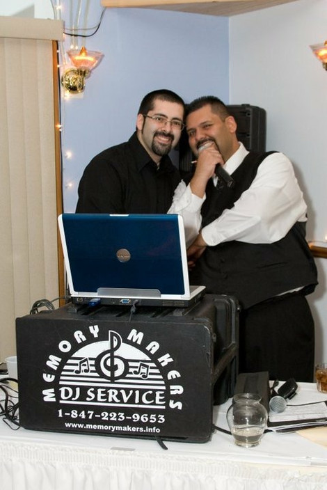 DJ Brothers in Action