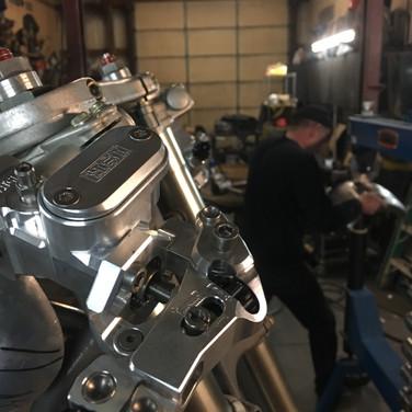 Harley Davidson Ducati Rodsmith Customs