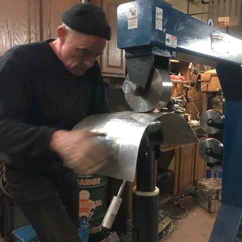 Rodsmith Custom Metal Shaping
