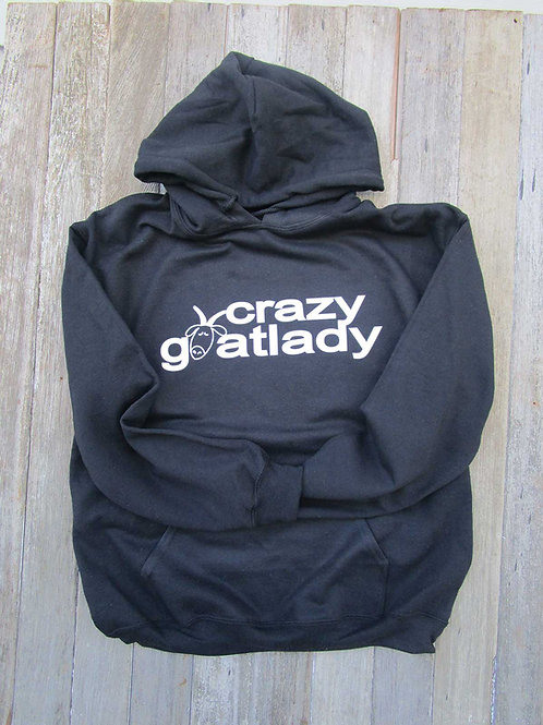 Crazy Goat Lady Hoodie