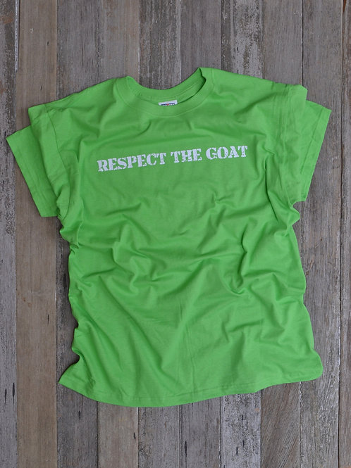 RESPECT THE GOAT