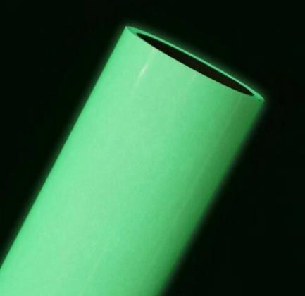 Glow in the DARK Heat Transfer Vinyl BTY