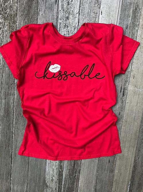 Kissable Ladies TEE