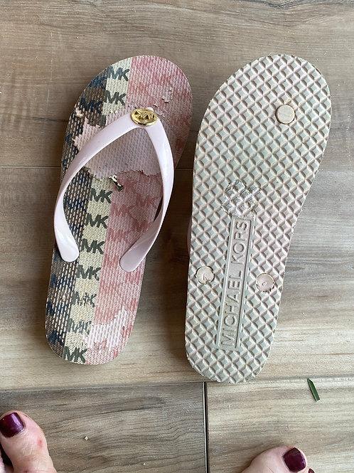 MK Sandals Peeling