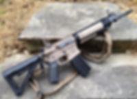 Slick rifle