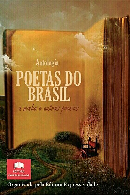 Poetas do Brasil: a minha e outras poesias