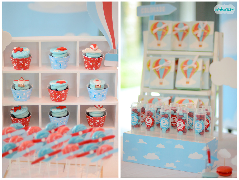 Cupcakes, Lollipops and Push Pops
