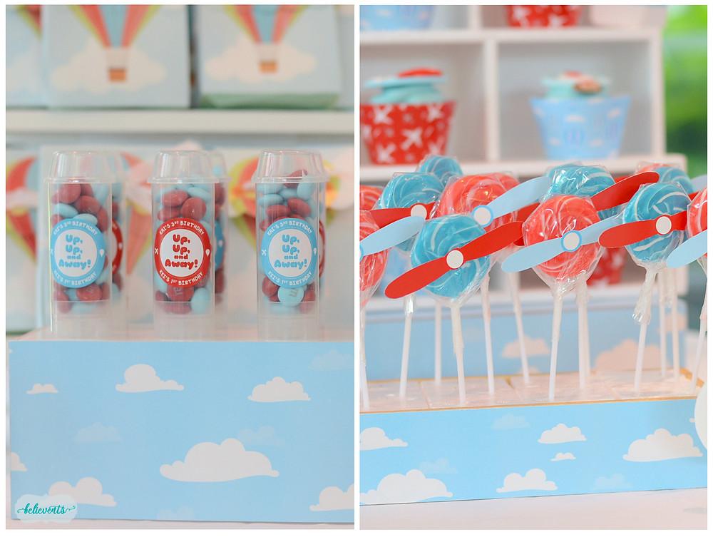 Push Pops and Propeller Lollipops