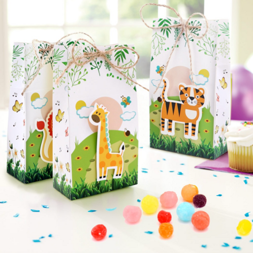 Safari Theme Favour bag