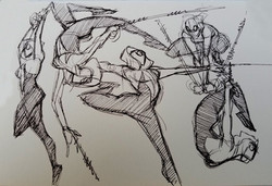 sketch_&_study_spider_gwen_002