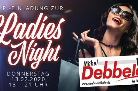 Ladies Night bei Möbel Debbeler